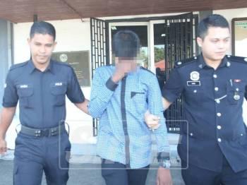 Mahkamah menetapkan jaminan RM3,000 dengan seorang penjamin sementara menunggu laporan akhlak daripada Jabatan Kebajikan Masyarakat.