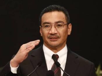 Datuk Seri Hishammuddin Tun Hussein