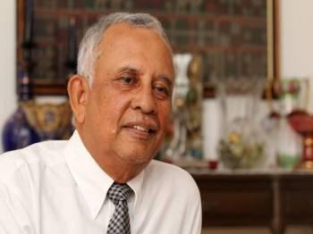 Tan Sri Mohd Sheriff Mohd Kassim
