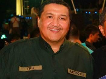Tengku Putra Haron Aminurrashid Tengku Hamid Jumat