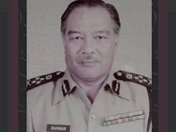 Tan Sri Abdul Rahman Ismail. Foto: Bernama