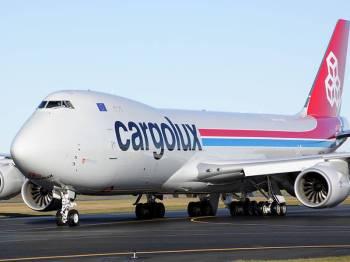 Cargolux - Gambar hiasan (Sumber internet)