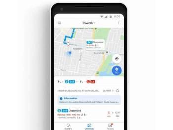 Kesilapan pemetaan Google Maps jejas pengusaha pelancongan di pedalaman Australia. - Gambar Hiasan