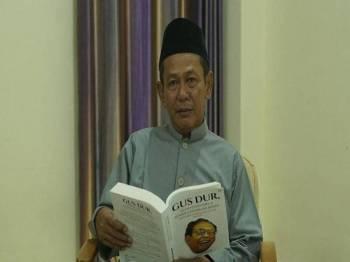 Abdul Karim Ahmad, guru agama yang membantu Jokowi mendalami al-Quran sejak 2001.