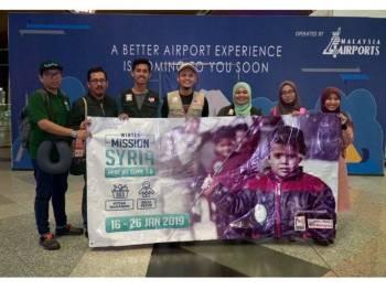 Foto: Facebook Muslim Volunteer Malaysia (MVM)