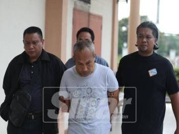 Majistret Manjung hari ini, menjatuhkan hukuman denda selepas mengaku bersalah memiliki Mykad palsu.