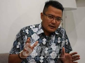 Mohd Hairi Md Shah