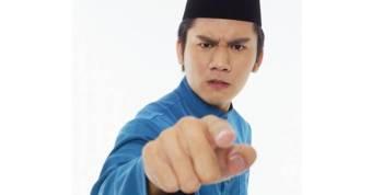Kelantangan perlu disulami dengan kebaikan dan solusinya, bukannya sekadar mengkritik tanpa rasional.