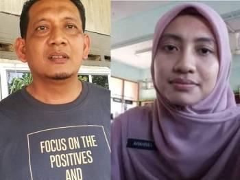 Ahmad Fahmi meminta orang ramai memberi ruang adiknya Nur Farhana bertenang.