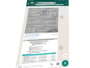 Surat penarikan balik Sijil Pengesahan Halal yang tular dalam WhatsApp mengaitkannya dengan produk QL Foods.