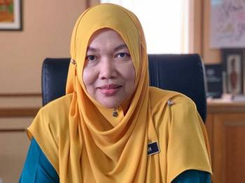 Fatimah Zuraidah Salleh