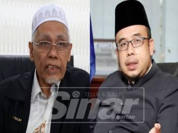 Dr Wan Salim Wan Mohd Noor dan Dr Mohd Asri Zainul Abidin