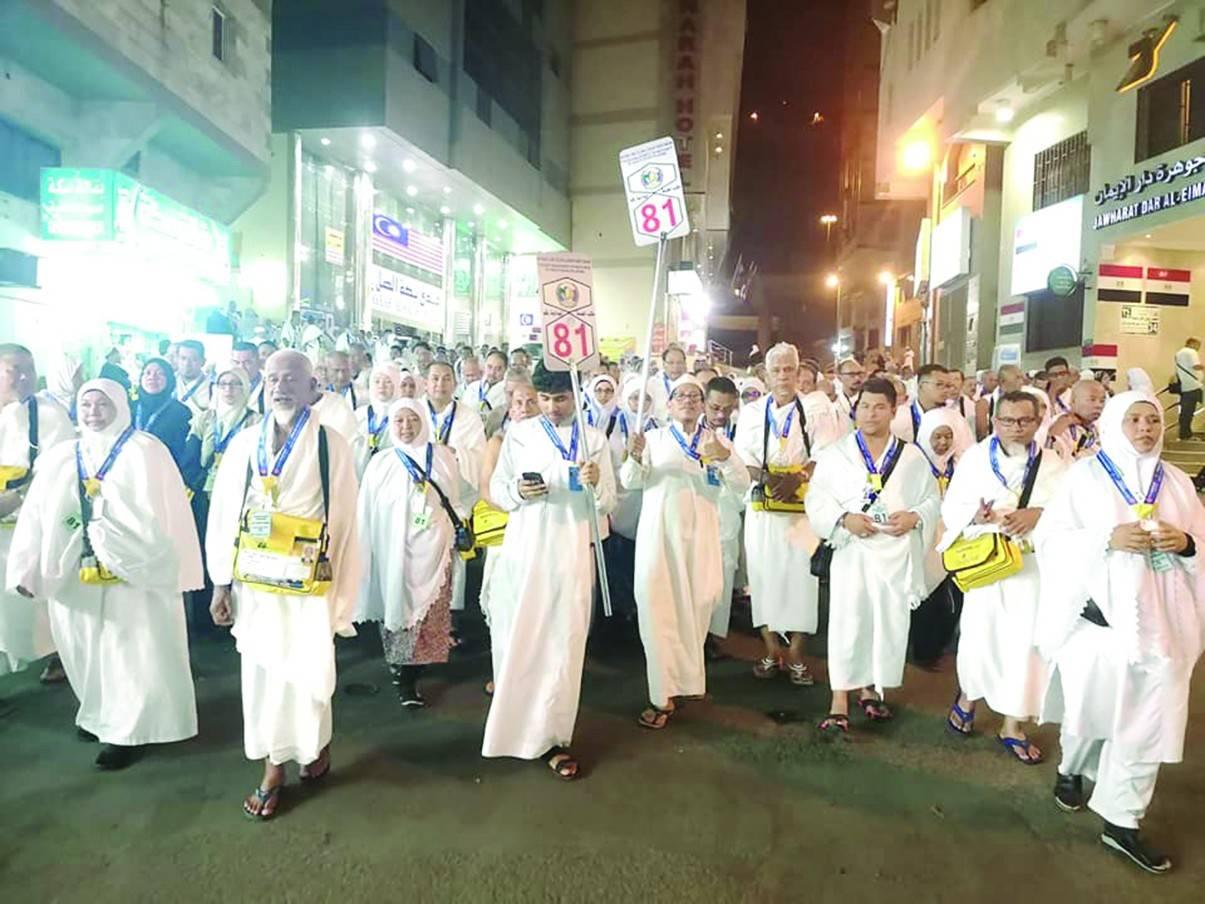 Lembaga Tabung haji (TH) akan terus memberikan khidmat cemerlang menguruskan simpanan dan perjalanan ibadah haji.