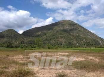 Gunung Pulai berpotensi menjadi produk pelancongan.