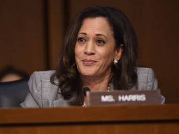 Kamala Harris. - Foto USATODAY