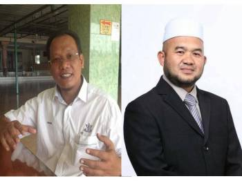 Andansura (kanan), Mohd Tarmizi
