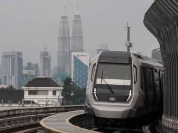 MRT - Gambar hiasan