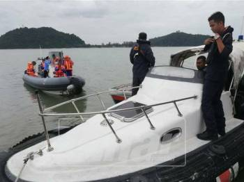 Pencarian Yoon Khong masuk hari keempat diteruskan Maritim bersama beberapa pasukan penyelamat lain.