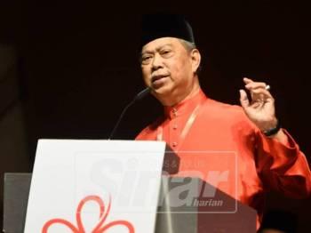 Menteri Dalam Negeri, Tan Sri Muhyiddin Yassin