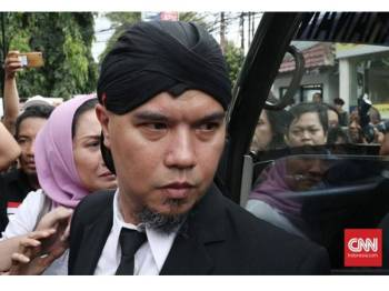 Ahmad Dhani. Foto: CNN Indonesia