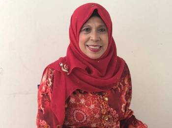 Ketua Wanita Umno Sabah, Datuk Dr Jainab Ahmad Ayid