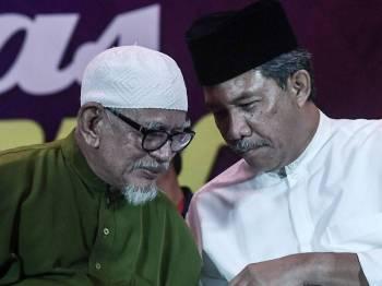 Hadi Awang dan Mohamad Hassan