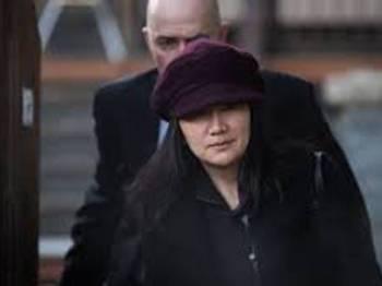 Perbicaraan ekstradisi Meng Wanzhou bermula Mac depan. - Foto Canadian Press