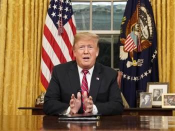 Donald Trump. - Foto AP