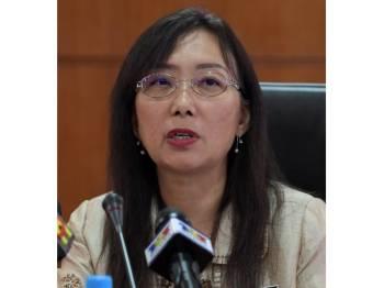 Menteri Industri Utama, Teresa Kok