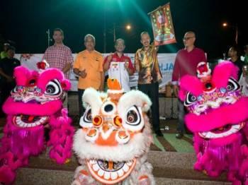 Jualan Jimat Belanja Tahun Baharu Cina bermula 31 Januari sehingga 4 Februari ini. _Foto Bernama