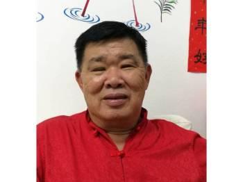 Presiden Persatuan Kepolisan Masyarakat Malaysia (CP), Kuan Chee Heng