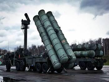 Sistem peluru berpandu S-400 Rusia amat digeruni AS.