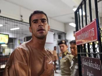 Hakeem al-Araibi. - Foto AFP