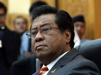 Tan Sri Abdul Khalid Ibrahim tiada dalam senarai calon PRK Semenyih.