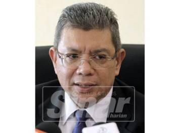 Saifuddin yang ditemui media selepas mempengerusikan Mesyuarat Majlis Tindakan Negeri Pahang di Wisma Persekutuan, di sini, hari ini