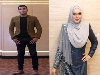 Syafiq Farhain dan Datuk Seri Siti Nurhaliza