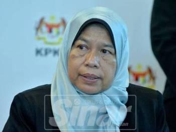 Zuraida Kamaruddin