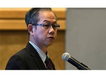 Dr Lee Boon Chye. - Foto Bernama