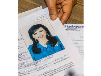 Pencalonan Puteri Ubolratana Rajakanya dalam Pilihan Raya Umum Thailand pada 24 Mac depan ditolak Suruhanjaya Pilihan Raya. - Foto AFP