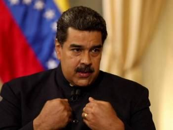 Presiden Maduro label kerajaan Trump sebagai ekstremis. - Foto BBC