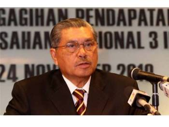 Tun Ahmad Sarji