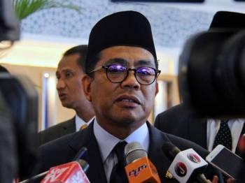 Naib Presiden Umno, Datuk Seri Mohamed Khaled Nordin