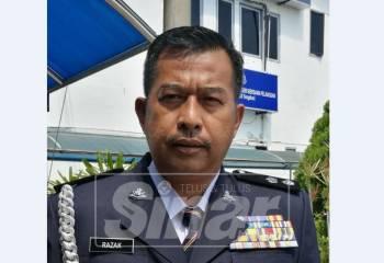 Superintendan Abd Razak Hasan