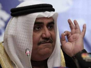Sheikh Khalid bin Ahmed Al Khalifa