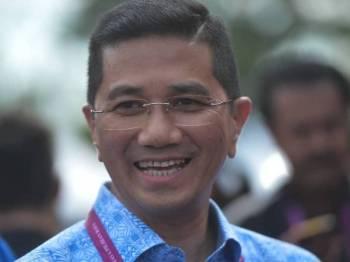 Mohamed Azmin