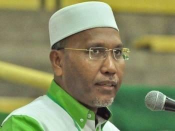 Naib Presiden Pas, Idris Ahmad