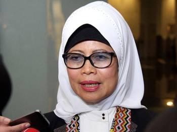 Fatimah Abdullah - Foto theborneopost.com