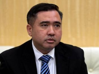 Menteri Pengangkutan, Anthony Loke