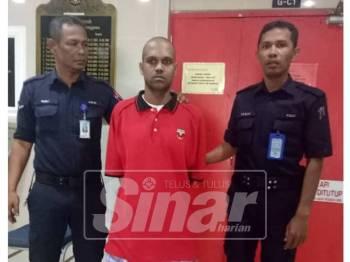 Tertuduh, Firoz Miah, 29, dijatuhi hukuman 30 bulan penjara selepas mengaku salah melakukan serangan seksual ke atas seorang pelajar sekolah.