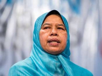 Menteri Perumahan dan Kerajaan Tempatan, Zuraida Kamaruddin